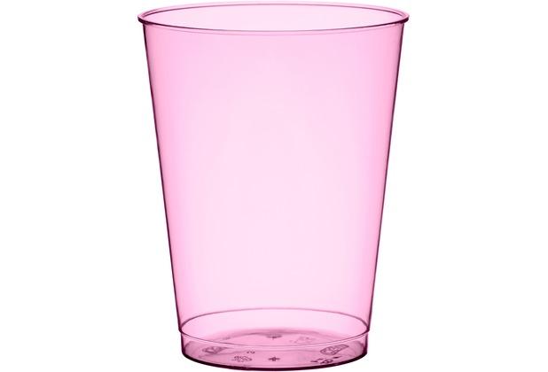 Duni Schnapsgläser BBQ Pink 5 cl 20 St.