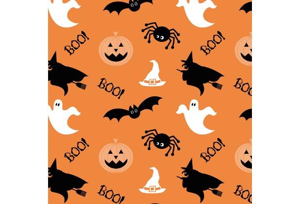Duni Servietten 3-lagig Motiv Halloween Ghosts 33 x 33 cm 20 Stück