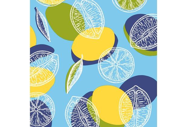 Duni Servietten Tissue Limone 33 x 33 cm 20 St.