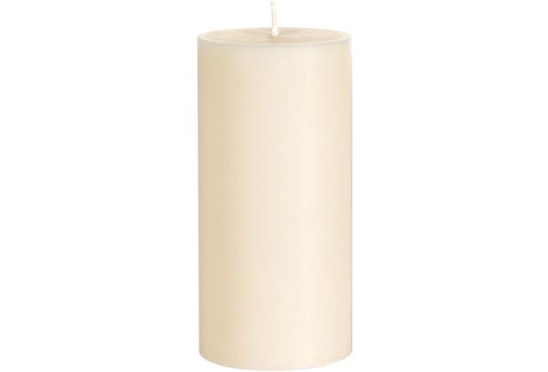 Duni Stumpenkerzen, 100% Stearin, ca. 50h cream 150 x 70 mm 1 Stück