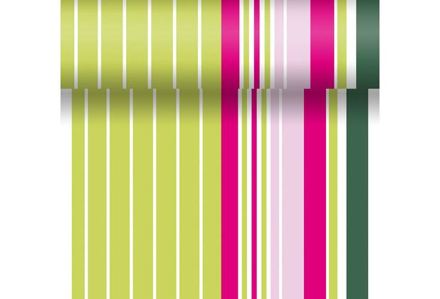 Duni Tischläufer 3 in 1 Dunicel® Jungle Stripe 0,4 x 4,80 m 1er