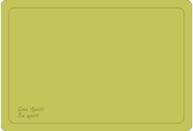 Duni Dunicel-Sets 33 x 48 cm Bon Appétit Kiwi 500 Stk.
