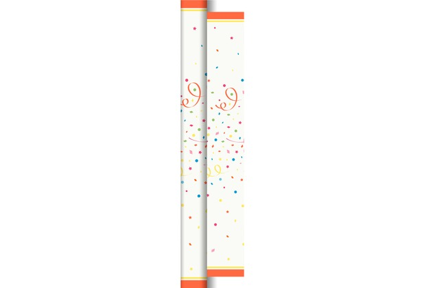 Duni Dunicel-Tischdeckenrollen Confetti 0,90 m x 40 m 1 Stück