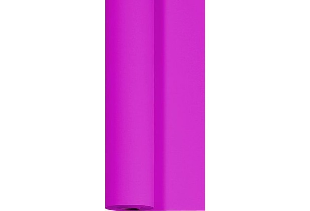 Duni Dunicel Tischdeckenrolle Joy fuchsia 1,18 x 10 m