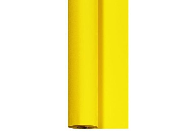 Duni Dunicel Tischdeckenrolle Joy gelb 1,18 x 10 m