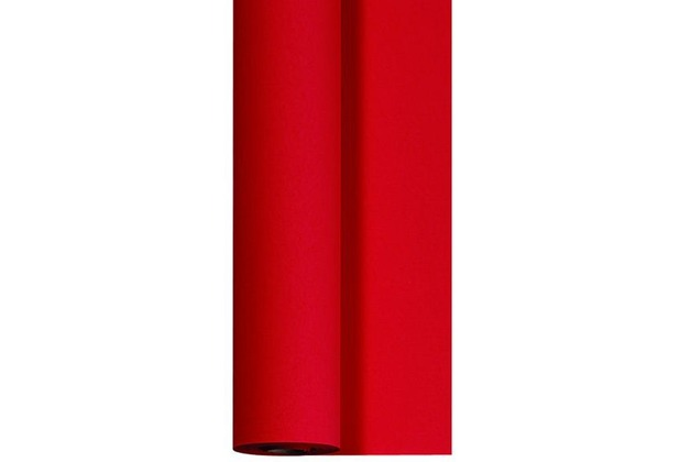 Duni Dunicel Tischdeckenrolle Joy rot 1,18 x 10 m