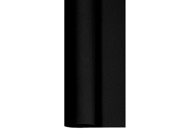 Duni Dunicel Tischdeckenrolle Joy schwarz 1,18 x 25 m