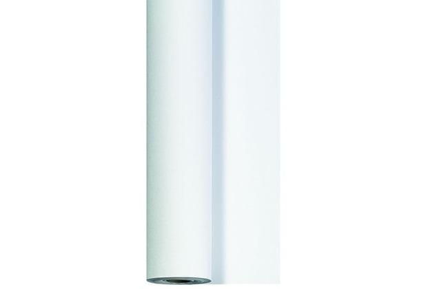 Duni Dunicel Tischdeckenrolle Joy weiß 1,18 x 40 m