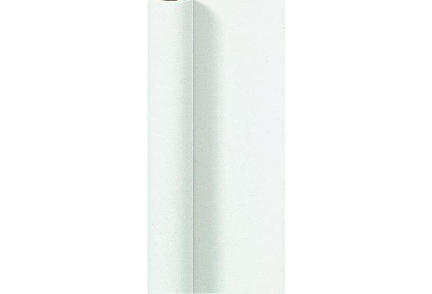 Duni Dunicel Tischdeckenrolle Joy weiß 1,18 x 10 m
