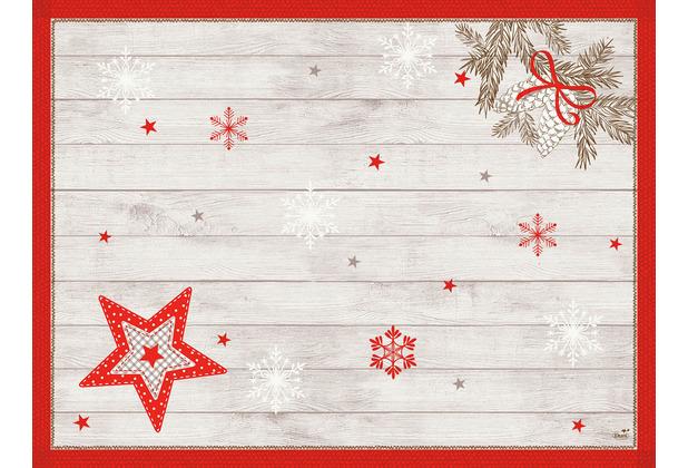 Duni Dunicel-Tischsets 30 x 40 cm Cozy Winter