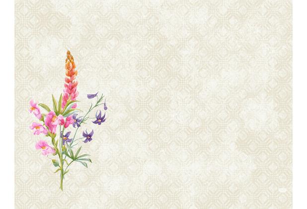 Duni Dunicel-Tischsets Floret 30 x 40 cm 100 Stück