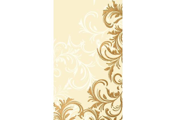 Duni Mitteldecken aus Dunicel 84 x 84 cm Grace Cream