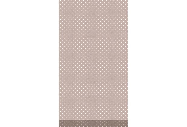 Duni Dunicel® Tischdecken Brook Light Taupe 138 x 220 cm 1 Stück