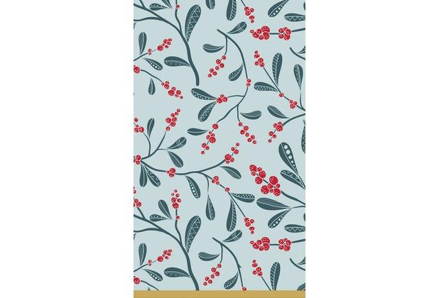 Duni Dunicel Tischdecken Joy Berries 138 x 220 cm 1 Stück