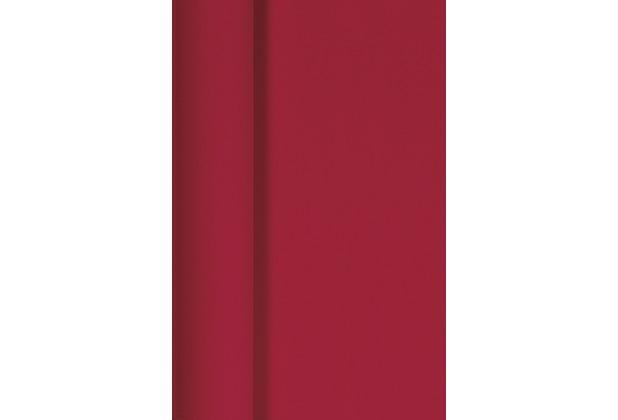 Duni Dunicel Tischdeckenrolle bordeaux 1,18 x 5 m