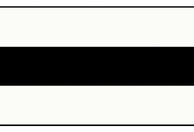 Duni Dunilin-Servietten 40 x 40 cm 1/4 Falz Black & White, 50 Stück