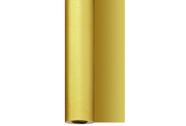 Duni Dunisilk-Tischdeckenrollen gold 1,18 m x 25 m 1 Stück