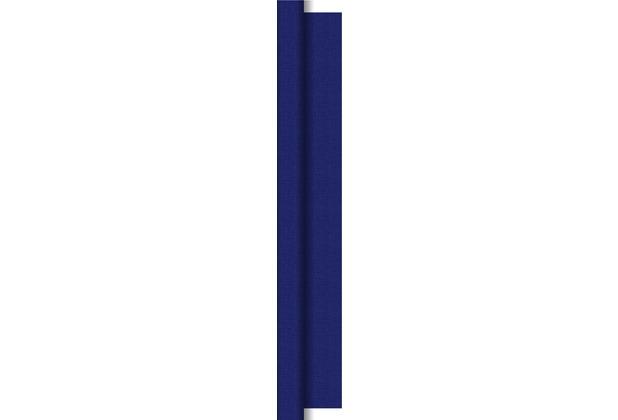 Duni Dunisilk-Tischdeckenrollen Linnea dunkelblau 1,18 m x 25 m 1 Stück