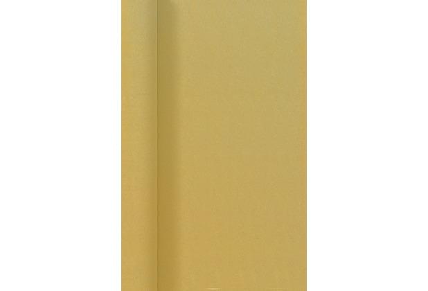Duni Dunisilk+ Tischdeckenrollen gold 118 cm x 5 m 1 Stück