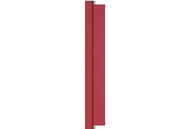 Duni Evolin Tischdeckenrolle Wow bordeaux 1,20 x 20 m