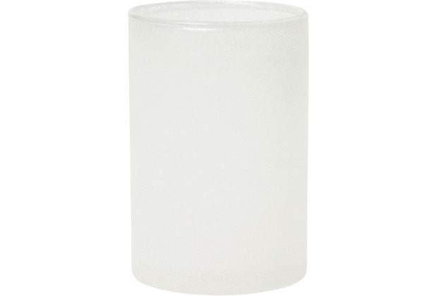 Duni Kerzenhalter 120 x 85 mm Ice White, 4 Stück