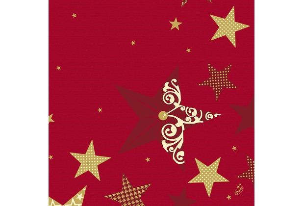 Duni Servietten 3-lagig Motiv Walk of Fame Red 40 x 40 cm 250 Stück