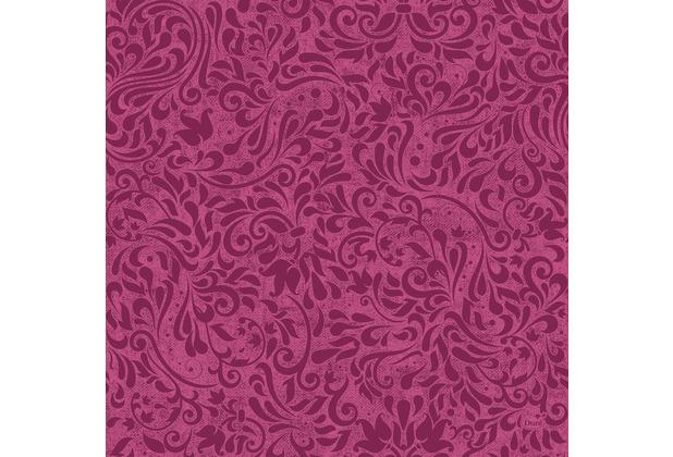 Duni Servietten Dunisoft® Zinnia Fuchsia 40 x 40 cm 12 Stück