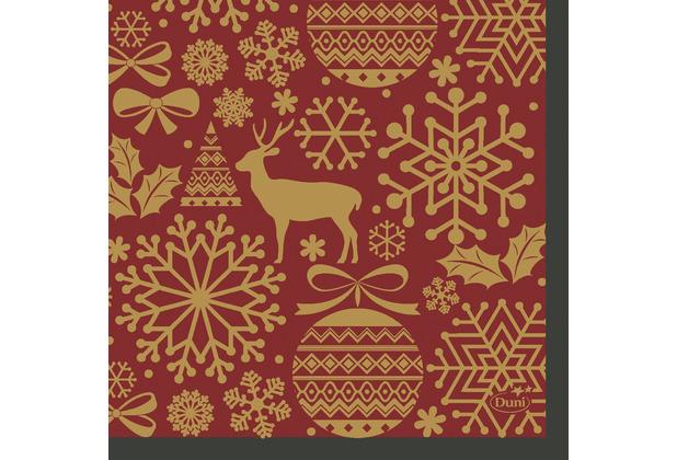 Duni Servietten Tissue 24 x 24 cm Divine 20er Pack