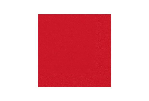 Duni Tissue Servietten rot 33 x 33 cm 50 Stück