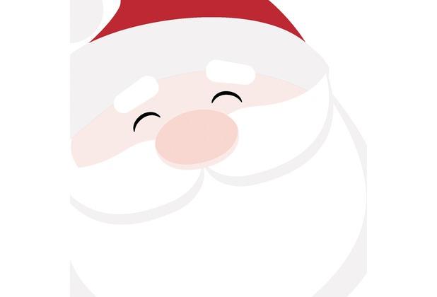 Duni Tissue Servietten Santa Face 33 x 33 cm 20 Stück