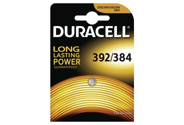 Duracell D392 / D384 Watch,