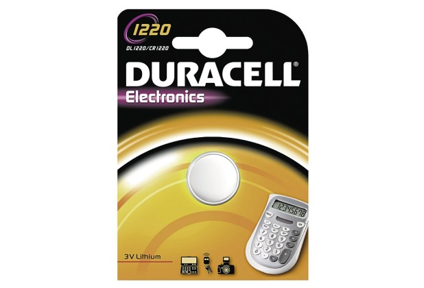 Duracell DL 1220 Electronics / CR1220,