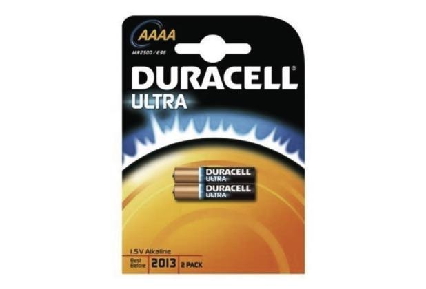 Duracell MN 2500 Ultra Mini 2er Blister,
