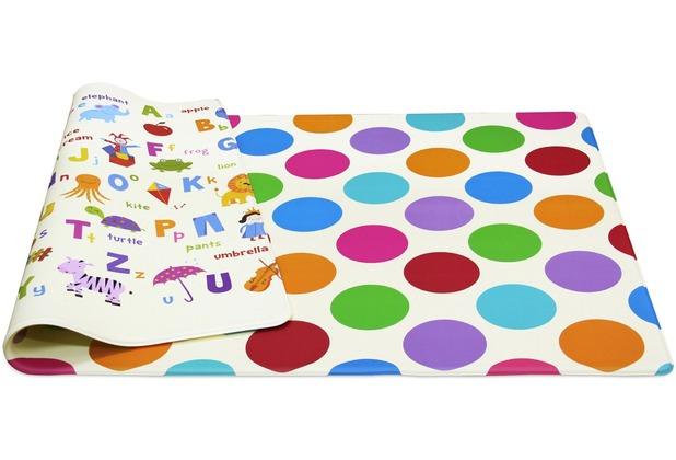 Dwinguler Spielmatte Polka Dot 15mm 100x140
