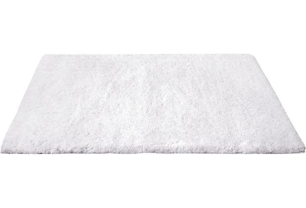 Dyckhoff Badteppich Siena weiß WC-Vorlage 55 x 65 cm