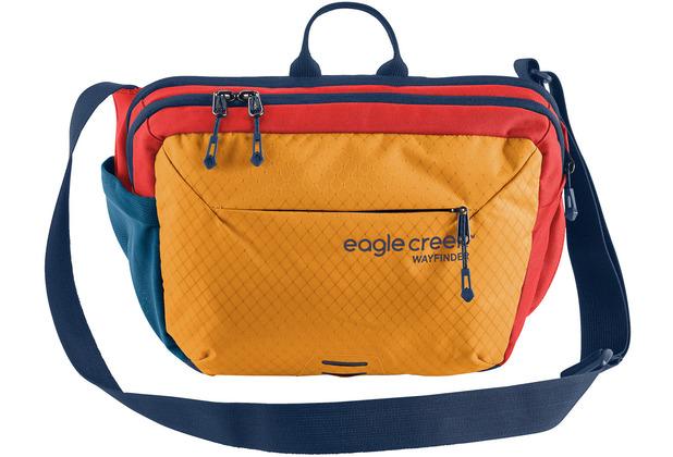 Eagle Creek Wayfinder Umhängetasche 32 cm yellow