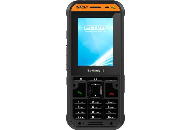 ecom Ex-Handy 10 DZ2 ohne Kamera