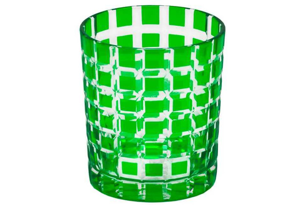 EDZARD Becher Marco grün H 9 cm