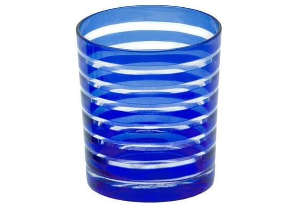 EDZARD Becher Nelson blau H 9 cm