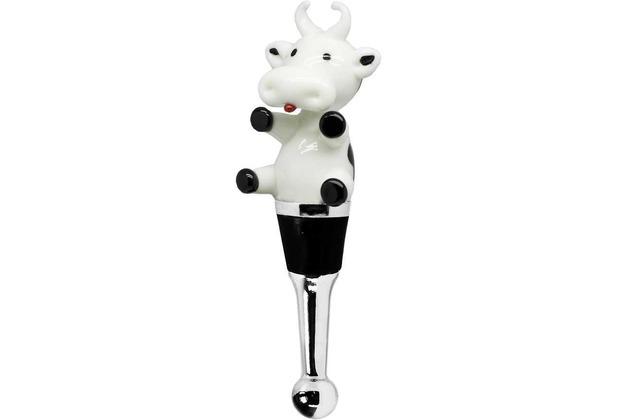 EDZARD Flaschenverschluss Kuh H 12 cm