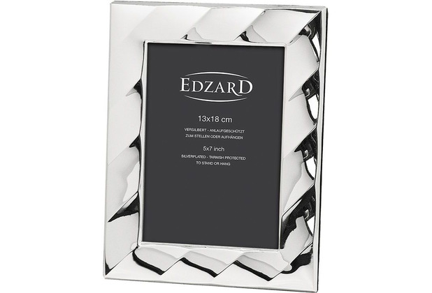 EDZARD Fotorahmen Andira 13x18cm