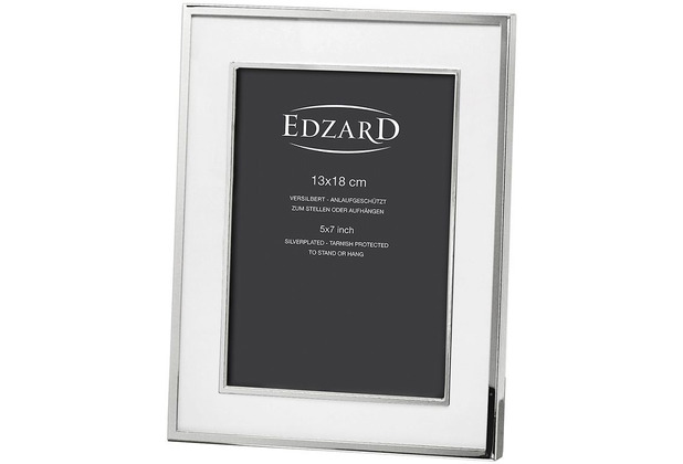 EDZARD Fotorahmen Carpi 13x18cm