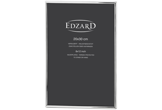 EDZARD Fotorahmen Genua 20x30 cm