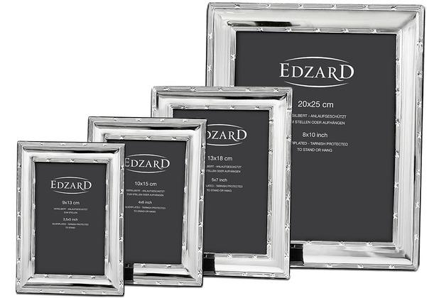 EDZARD Fotorahmen Melissa 9x13 cm