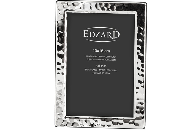 EDZARD Fotorahmen Pavia 10x15 cm