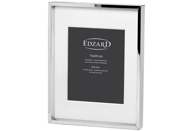 EDZARD Fotorahmen Perugia 20x25 cm