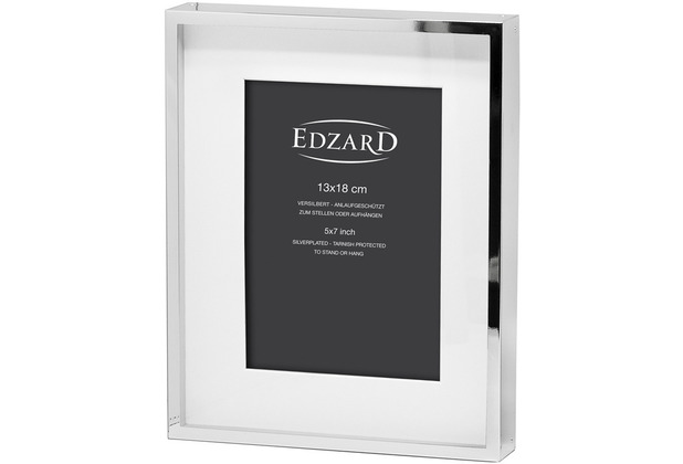 EDZARD Fotorahmen Tulsa 13x18 cm
