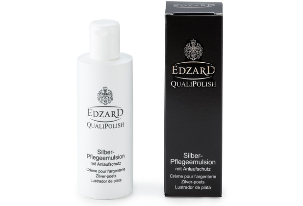 EDZARD Silber-Pflegeemulsion 125 ml