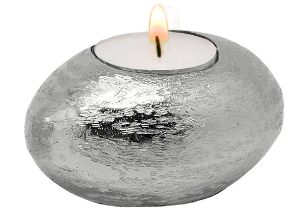EDZARD Teelichtleuchter Wasco H 5 cm