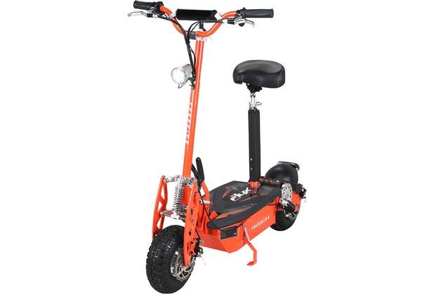 eFlux Freeride 1000 Watt 48 Volt orange bis zu 35 km/h, mit Scheibenbremsen